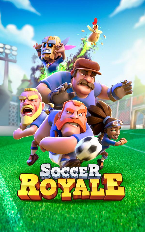 Soccer Royale Juego PlayShore